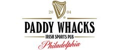 Paddy Whacks AD