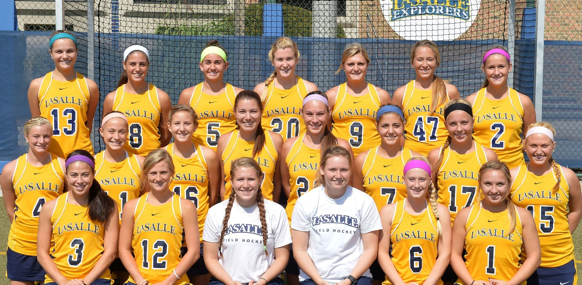 Field Hockey team photo 2014