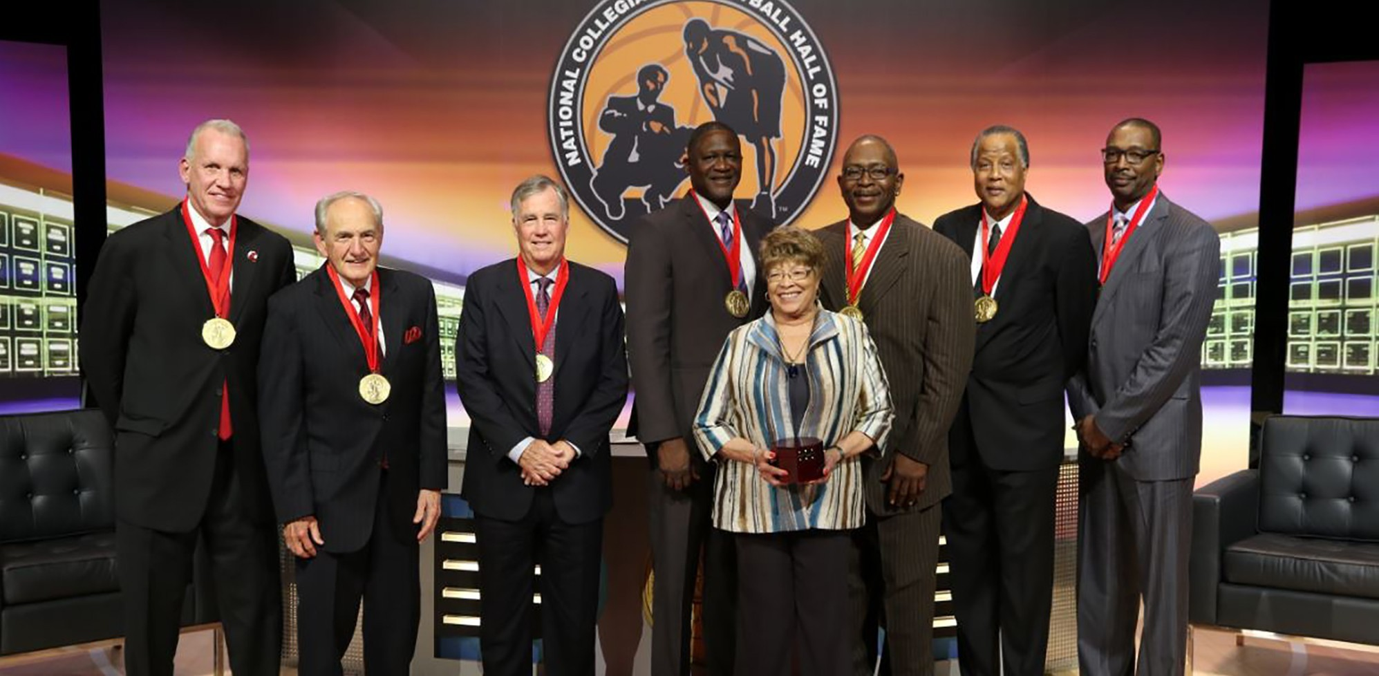 Lionel Simmons Inducted into National Collegiate Basketball Hall